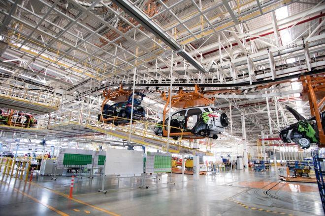 Ford挑戰將竹子應用在新環保造車材料