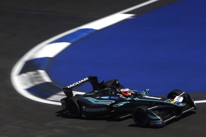 JAGUAR 奪下 FIA FORMULA E 電動方程式參賽以來最佳戰績