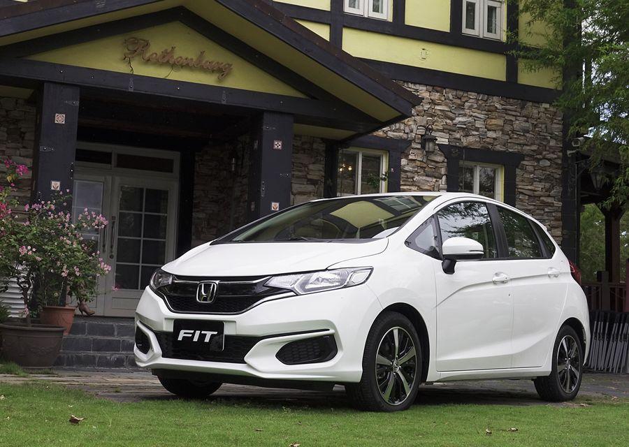 這麼做就對了!Honda Fit增多配備不加價