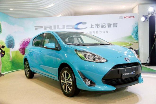 動感小改再降價 Toyota Prius C