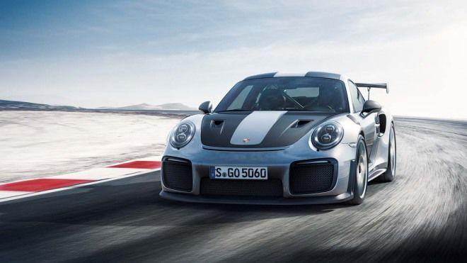 Porsche 911 GT2 RS極致輕量化2.8秒就能加速破百