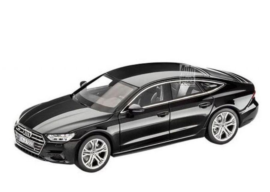 新一代Audi A7現身!! 但是… 是…玩具