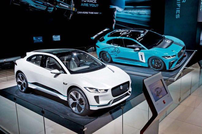 Jaguar I-Pace eTrophy Racecar將會以統規賽車的身份與車迷見面