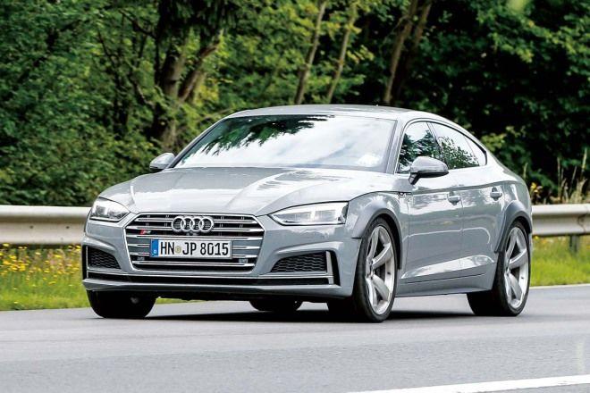 那輪拱是怎麼回事?Audi RS5 Sportback