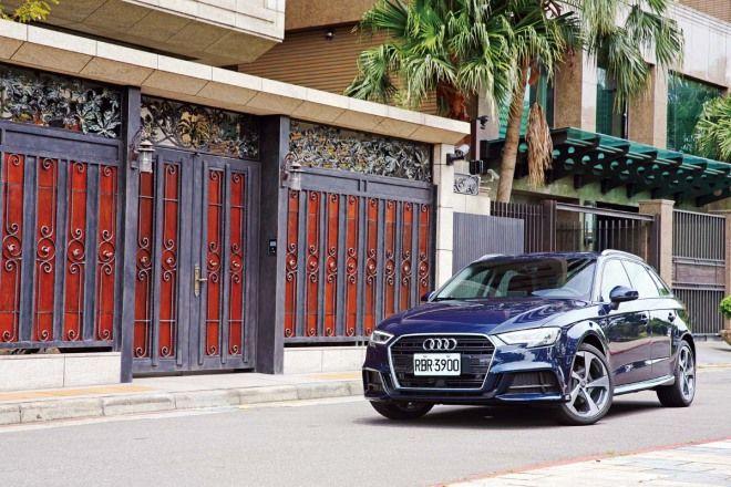 小改款 大變革Audi A3 35 TFSI Sportback