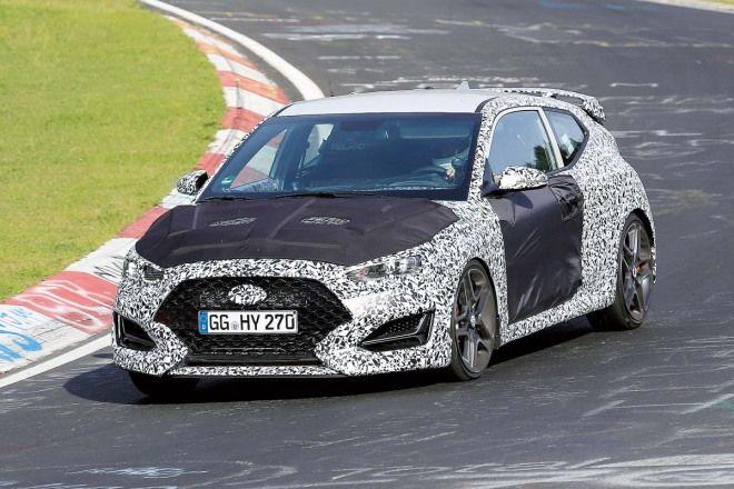 Hyundai Veloster車輛看起來更為寬扁,性能到底怎麼樣