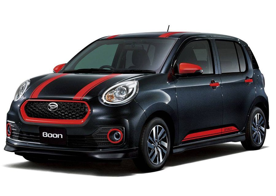 微反叛美學!Daihatsu Boon「Sporza Limited」限定版車型將在東京車展登場
