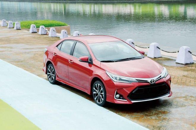 殺氣騰騰 Toyota Altis X