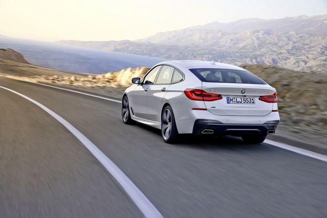 化身美人!BMW 640i xDrive Gran Turismo
