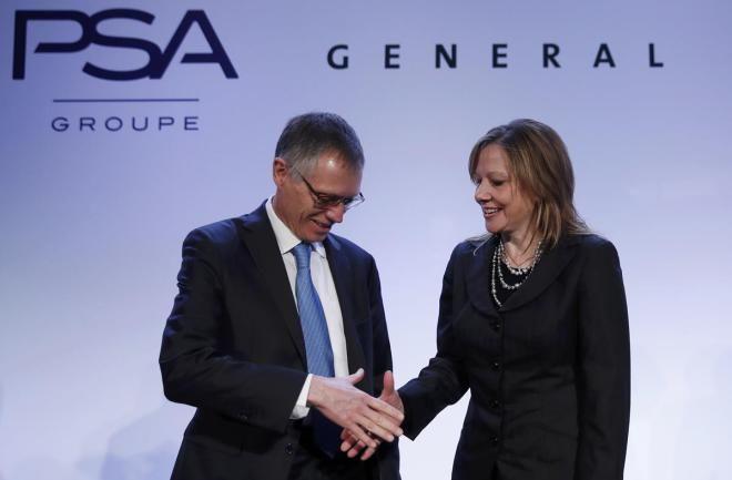 PSA集團確定買下Opel 成為歐洲第二大