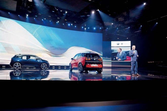 BMW i3s小改款首度動力強化版