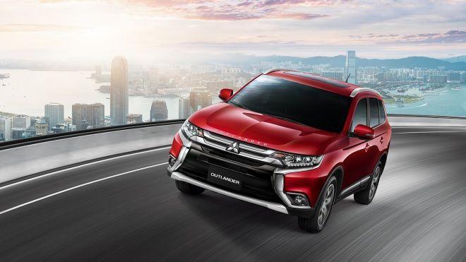 2018年式OUTLANDER 安全一次到位 車壇最超值SUV 七氣囊+ACC+FCM只要96.9萬