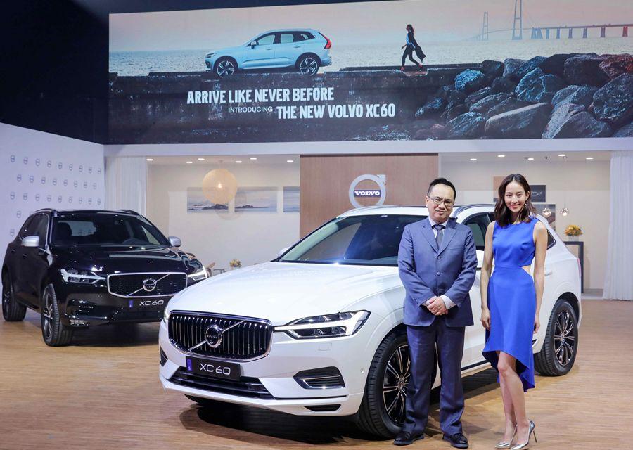 全新第二代Volvo XC60正式上市 入門售價222萬起
