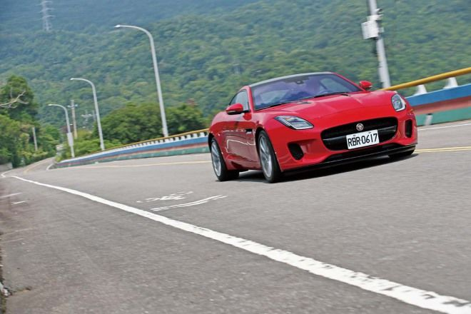 稀世 真豹Jaguar F-Type Coupe