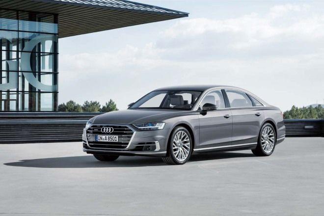 首款達乘Level 3自動駕駛的量產車Audi A8