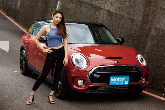 Motor Babe - MINI Cooper S Clubman 個性旅行玩家