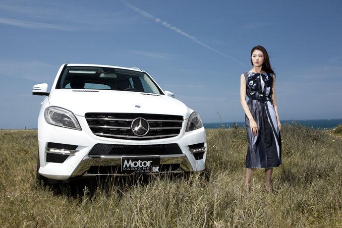 Motor Babe - Mercedes-Benz ML 250 BlueTEC 4MATIC 注入動感靈魂