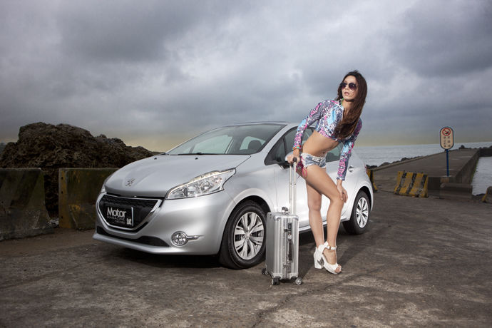Motor Babe - Peugeot 208 1.2 VTi Allure 法式節能饗宴