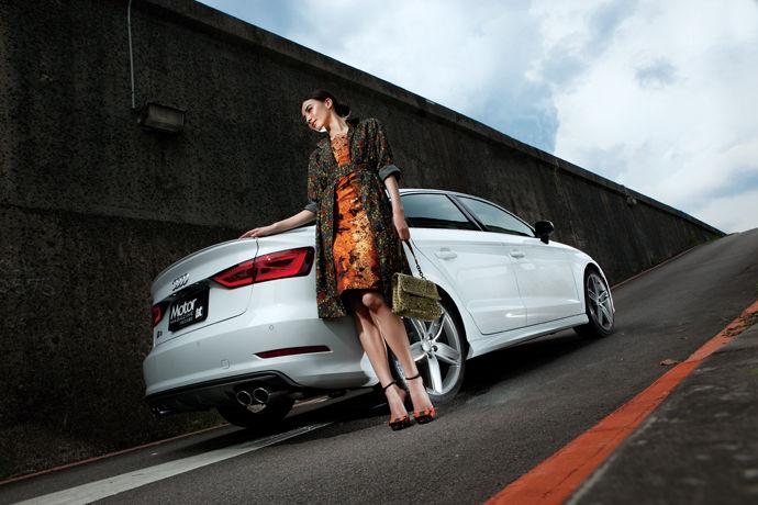 Motor Babe - Audi S3 Sedan 2.0 TFSI quattro 「S」級跑房新格局
