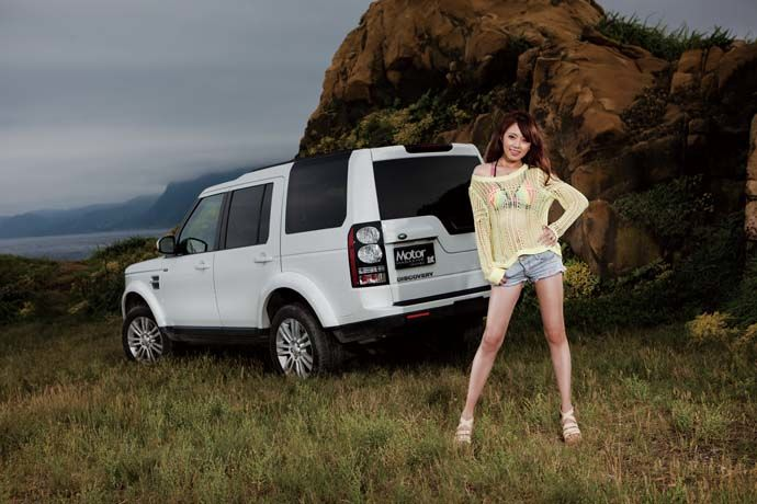 Motor Babe - Land Rover Discovery 3.0 SCV6 HSE 探索旅者