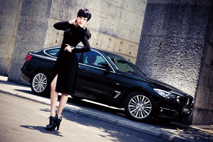 Motor Babe - BMW 328i Gran Turismo Luxury Line GT跑旅新世代