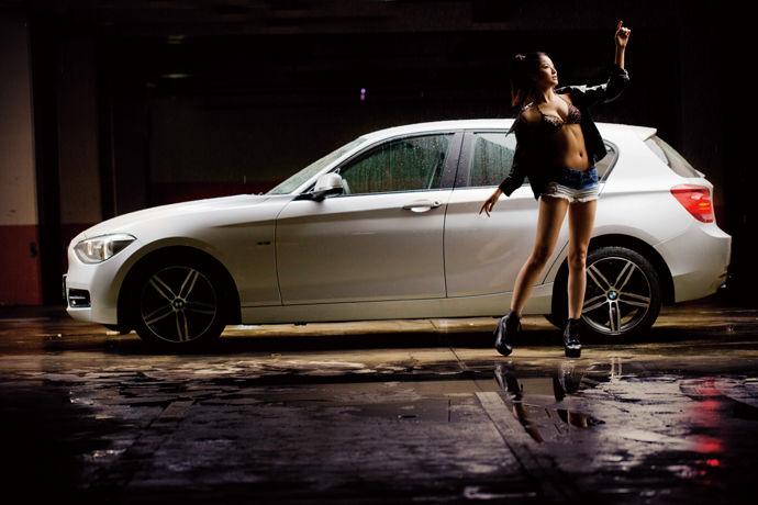 Motor Babe - BMW 118i Sport Line 忠於自我