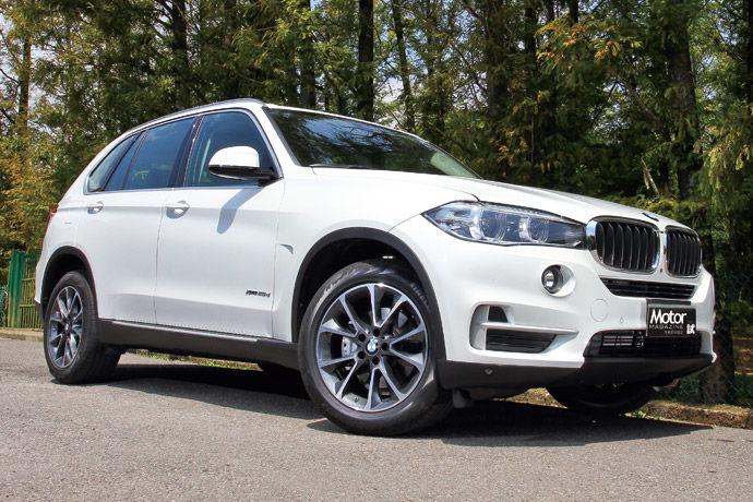 BMW X5 xDrive25d 極智白金版