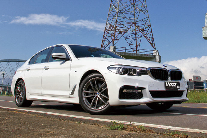 BMW All-New 520i M Sport