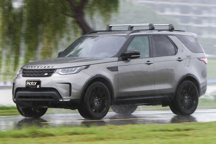 Land Rover All-New Discovery 3.0 Si6 SE