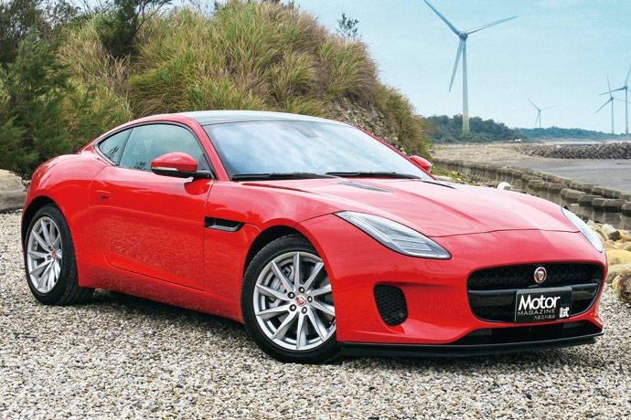 Jaguar New F-Type Coupe