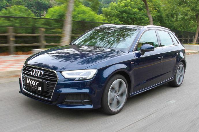 Audi New A3 Sportback 35 TFSI Premium