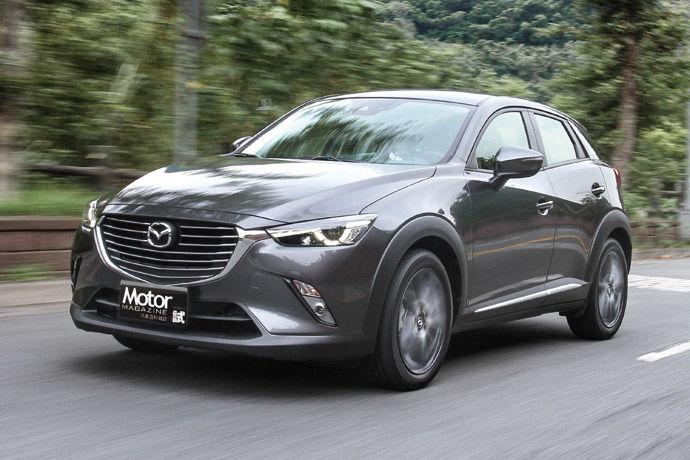 Mazda New CX-3 Skyactiv-G