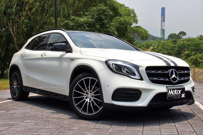 Mercedes-Benz New GLA 200 White Art Edition