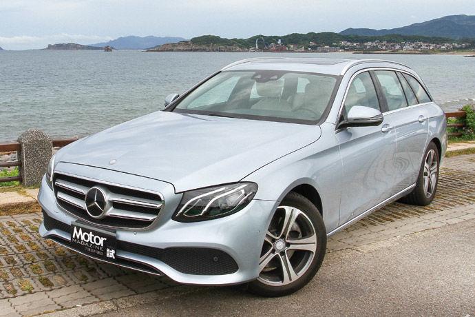 Mercedes-Benz E 220d Estate Avantgarde
