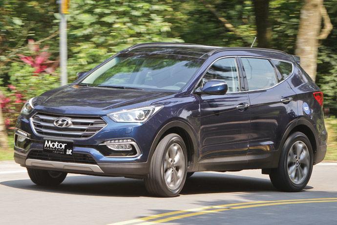 Hyundai New Santa Fe 2.2 CRDi領袖款