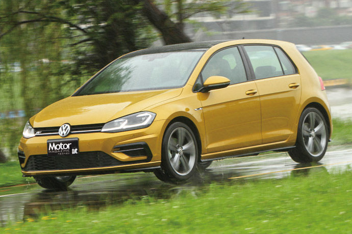 Volkswagen New Golf 280 TSI R-Line