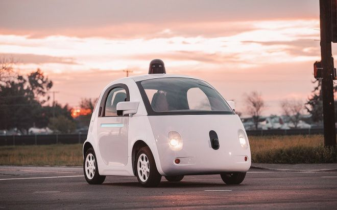 Google將與Honda攜手研發自動駕駛車輛