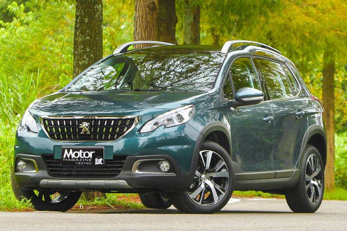Peugeot New 2008 Facelift 1.2L PureTech Grip Control
