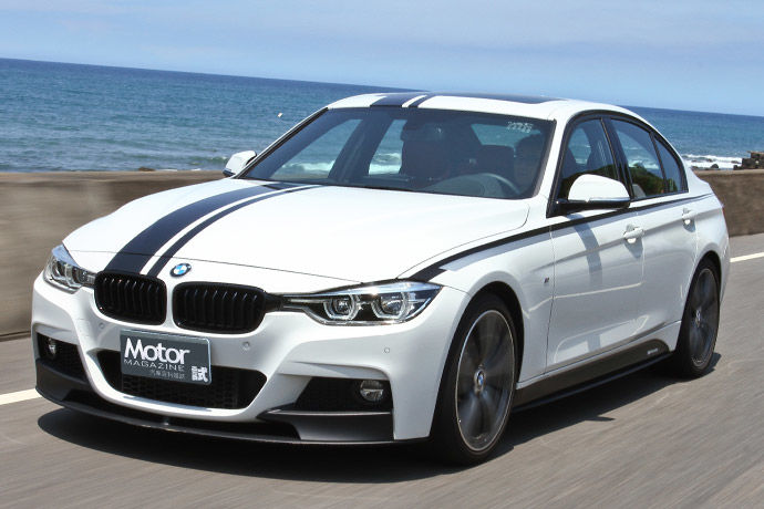 BMW 340i M Performance Limited Edition
