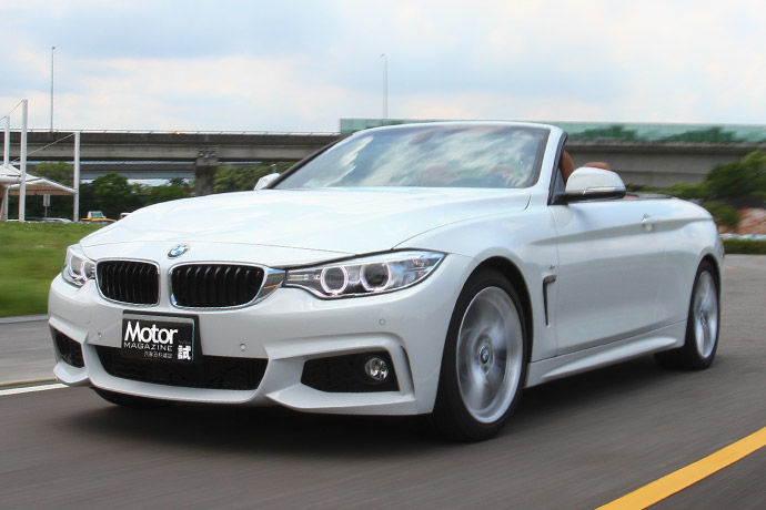 BMW 430i Convertible M Sport
