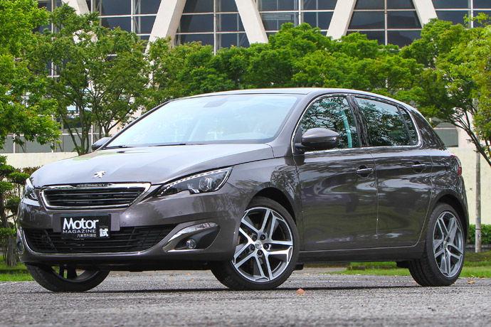 Peugeot 308 1.2L PureTech Allure+