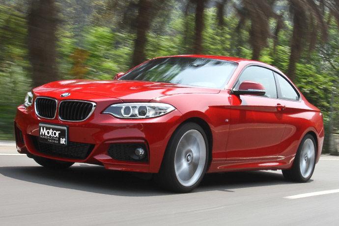 BMW 220i M Sport 6MT