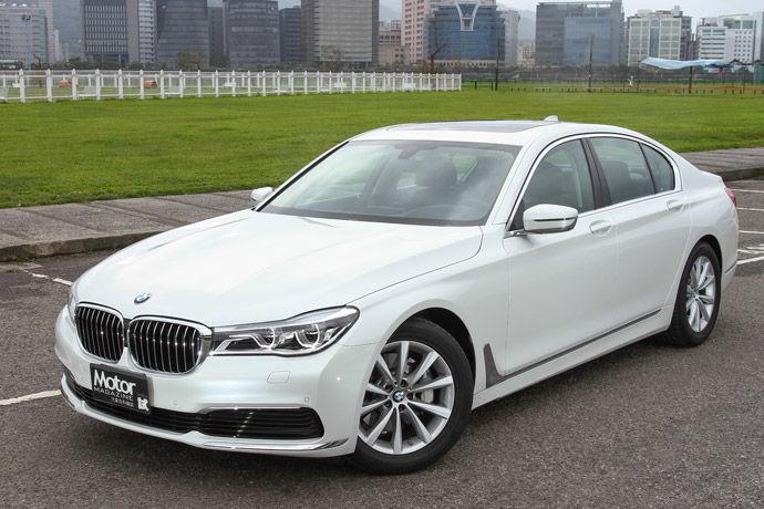 BMW New 730d