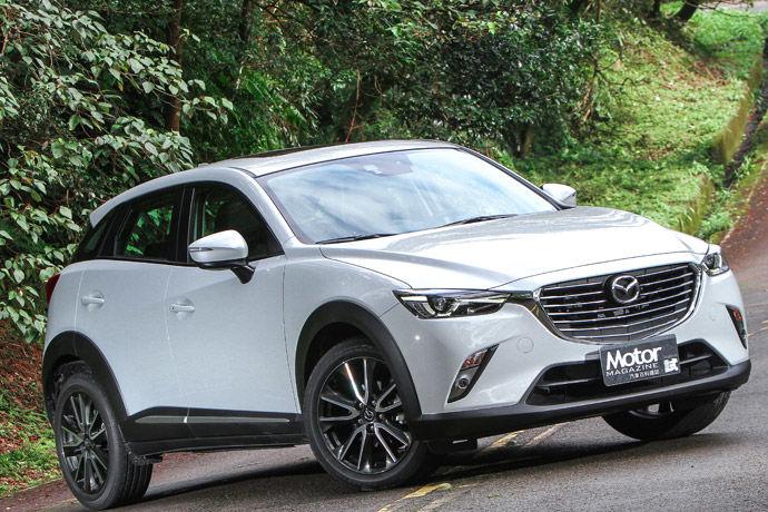 Mazda All-New CX-3 Skyactiv-G
