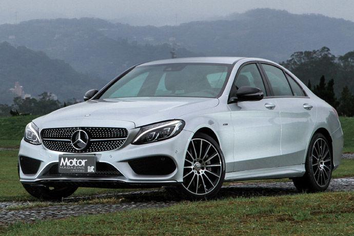 Mercedes-Benz C 450 AMG 4MATIC