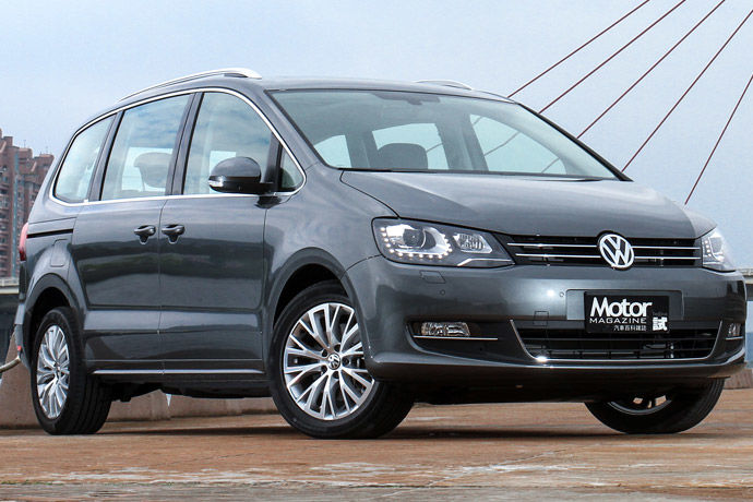 Volkswagen New Sharan 330 TDI BMT Highline