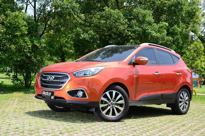 Hyundai New i ix35 4WD旗艦型