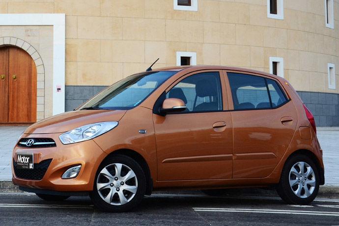 Hyundai New i10 享樂款