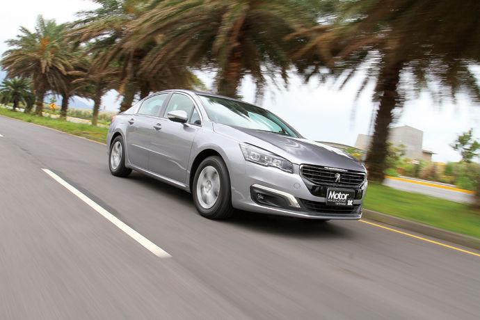 Peugeot 508 1.6 e-THP Premium