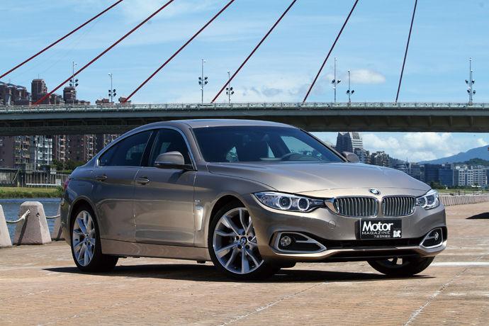 BMW 420i Gran Coupe
